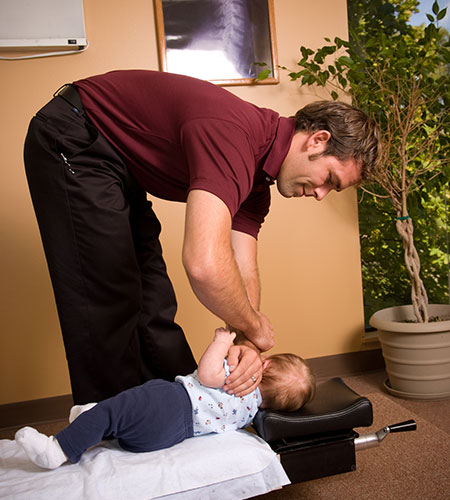 Conditions that can be helped with NUCCA chiropractic